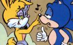 Bunnie & Sonic