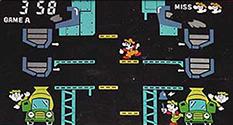 Mario's Cement Factory screenshots