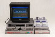 Nes test station
