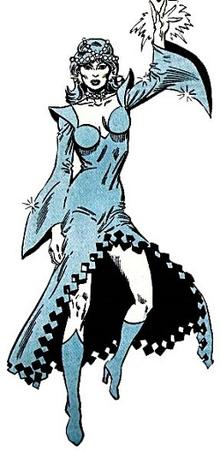 Killer Frost (Crystal Frost)