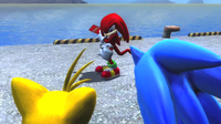 Knuckles message 06