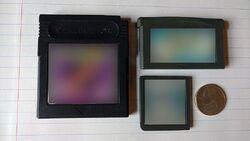 Nintendo Game Cartridge Size Comparison