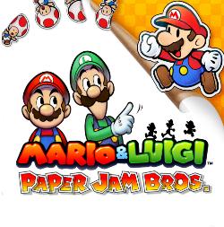 MarioandLuigiPaperJambros BoxartPAL