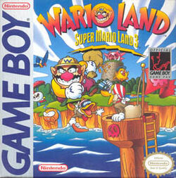 Wario Land Box Art