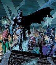 BatmanSupportingCharacters