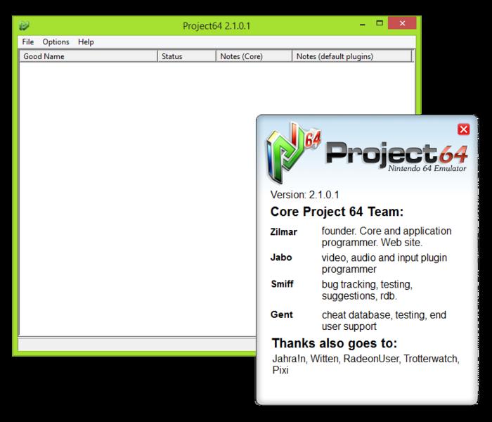 Project64 | Ultimate Pop Culture Wiki | FANDOM powered by Wikia
