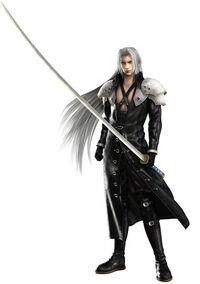 Sephiroth Crisis Core