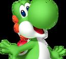 Yoshi (Super Mario character)