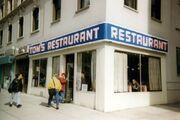 Tom's Restaurant, Seinfeld