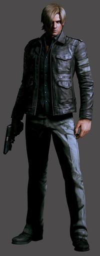 Leon S. Kennedy - Biohazard 6