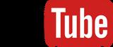 Logo of YouTube (2015-2017)