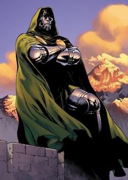 Doctor Doom Thor Vol 1 600