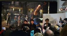 Final Fantasy XIII Launch