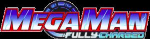 Mega Man Fully Charged logo