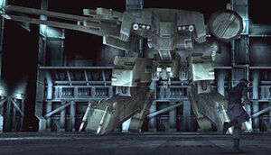 Metal Gear REX MGS PSX