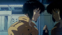 Ghost in the Shell - Major Kusanagi