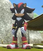 Shadow Sonic Boom