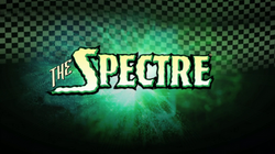 The spectre title banner