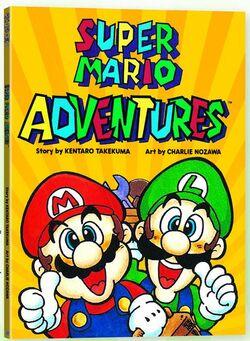 Super Mario Adventures 2016 reprint
