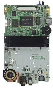 Nintendo-Game-Boy-Color-Motherboard-Bottom