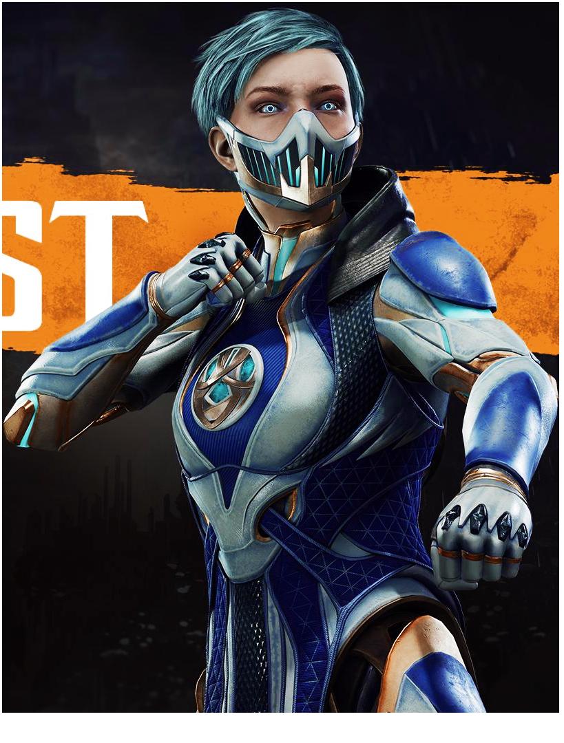 Frost Mortal Kombat Ultimate Pop Culture Wiki Fandom