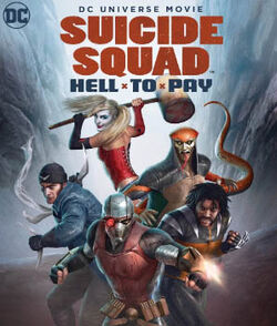 Hell to pay dvd
