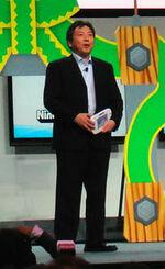 Katsuya Eguchi at E3 2012 Nintendo Conference (edited)