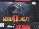 Home versions of Mortal Kombat II