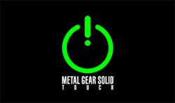 Metal Gear Solid Touch Logo