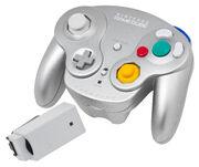 Nintendo-GameCube-Wavebird-Silver
