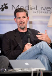 Reed Hastings, Web 2.0 Conference