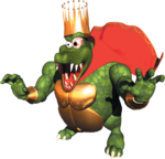 King K. Rool Artwork - Donkey Kong Country