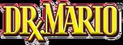 Dr. Mario series logo