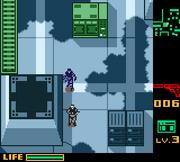 GBC Metal Gear Solid