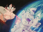 Gohan victory over Cell