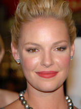 A photo of Katherine Heigl in 2008.