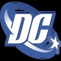 DC Comics logo 2005–2012