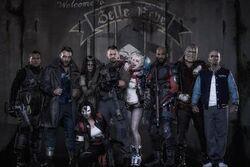 Suicide Squad in the 2016 film