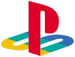 Playstation logo colour