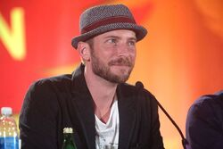 Troy Baker at Phoenix Comicon (2016) -1