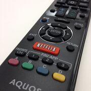 Netflix button