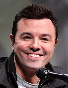 Seth MacFarlane 2012 cropped and retouched