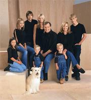 7th Heaven original cast