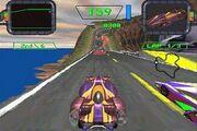 Crash 'n Burn (3DO game - screenshot)