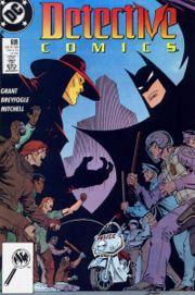 Detective Comics -609