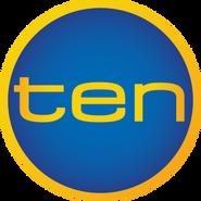 Channel Ten logo 1991