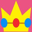 Peach emblem