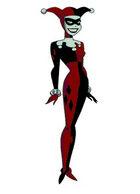 Harley Quinn (model sheet)