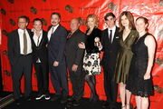 The cast and crew of Breaking Bad at the 68th Annual Peabody Awards