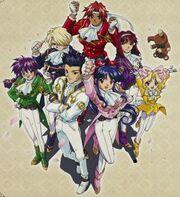 Teikoku Kagekidan Team